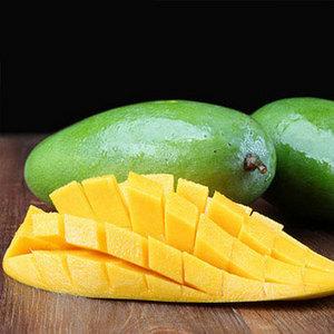 新鲜水果芒果8斤