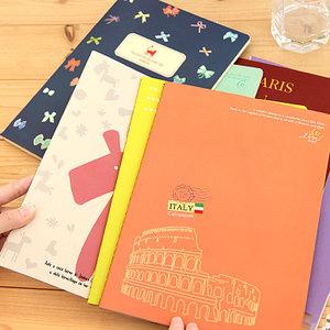 【清新可爱文具】大号笔记本复古日记本