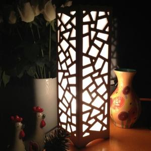 台灯手绘单体马克笔上色图片
