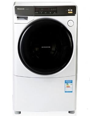 松下这款斜桶滚筒洗衣机