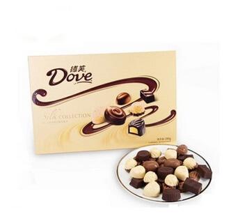 德芙巧克力广告完整版-德芙 精心之选 280g